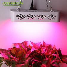 Full Specturm 300W LED Grow Light Kit Indoor Tent Flower&Veg Plants Growth Lamp