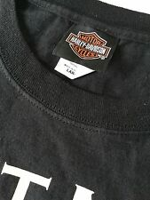 "Harley-Davidson Dealer  T-Shirt , Black  Charleston, SC - Large ""I Got Mine"""