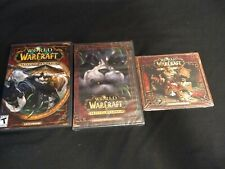 World Of Warcraft Mists Of Pandaria Lot Soundtrack Game & Behind The Scenes Read