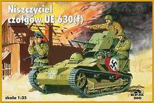 Marder en UE 630 (F) - Segunda Guerra Mundial destructor del tanque de chasis 1/35 RPM panzer