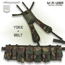 Marauder DPM Special Forces Airborne Webbing Set (4 Pocket Belt + yoke)