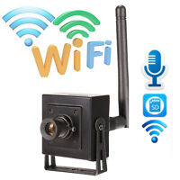 Mini WiFi IP Camera HD 1080P 960P 720P Wireless CCTV Network Cam Audio Mic P2P