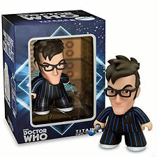 Titan Doctor Who 10th Doctor With Glasses Vinyl Figure NEW Toys Dr Who
