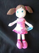 Doudou et compagnie poupee UNICEF cherry doll DC2659 22cm  tbe