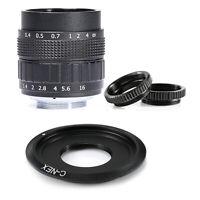 Fujian 25MM f/1.4 CCTV Movie Lens for Sony E NEX Mount Camera NEX7 NEX6 NEX5