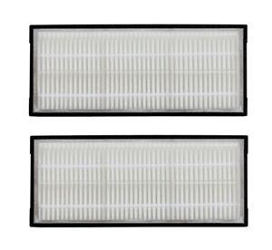 2 x Replacement HEPA filters for Xiaomi Mi Robot Roborock S7
