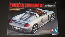 Tamiya Porsche Carrera GT 1/24 Scale, Sealed Inside