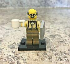 Genuine LEGO Minifigure - Grandpa - Complete - Series 10 - col152