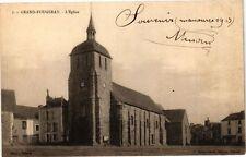 CPA Grand-Fougeray-L'Eglise (265403)