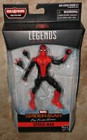 "marvel legends, spider-man, far from home, 6"", action figure, Hasbro,"