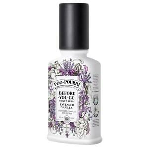 *1-Piece* Poo Pourri Before You Go Toilet Spray Lavender Vanilla & Citrus 4 Oz