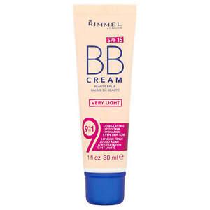 Rimmel BB Cream Beauty Balm 9 in 1  30 mls