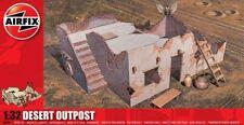 Airfix - Desert Outpost Außenposten Wüste Vorposten 1:32 1:35 Modell-Bausatz kit