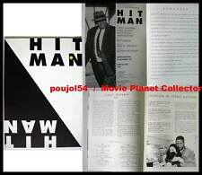HIT MAN - Whitaker,Fenn,Belushi,Stone - DOSSIER DE PRESSE / FRENCH PRESSBOOK