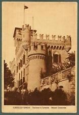 TORINO MAZZÈ 02 CASTELLO - CANAVESE Cartolina