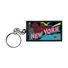 Grüße aus New York Amerika USA Bundesstaaten Schlüsselanhänger Keychains 0620
