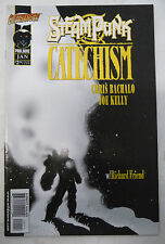 steampunk catechism  cliffhanger chris bacalo image comics