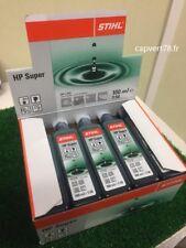 STIHL Huile HP Super 2 temps pour melange 10 dosettes 07813198052
