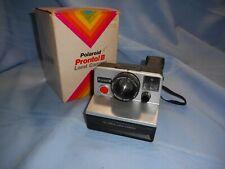 Vintage Polaroid PRONTO B Land Camera in Box