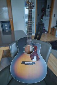 Walden NATURA G570ETB Akustische Gitarre Akustik elektro