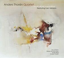 Anders Thoren Quartet and Lars Jansson - Sources of Inspiration [CD]