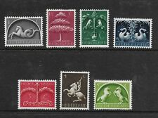 Netherlands 1943-1944 Germanic Symbols set  - MNH