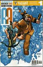 Archer and Armstrong 1 (Mar 2016/2nd PR) - US-COMIC-inglese-VALIANT - NUOVO