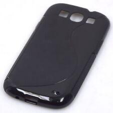 PD1152 TPU Case Handy Hülle für Samsung Galaxy S3 I9300 S-Curve schwarz NEU