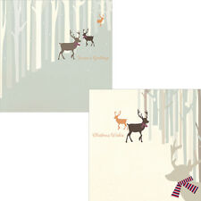 Help For Heroes Christmas Card Pack (Luxury) - Christmas Gathering (5 of Each)