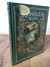 The Jungle Book - Rudyard Kipling Leather Bound Book / fine binding