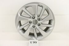 "NEW TAKEOFF OEM ALLOY WHEEL 17"" ILX 16 17 18  MACHINED small scuffs in paint"