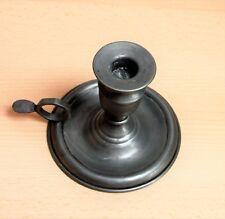 Kerzenständer Geschenk für Oma oder Opavermutlich aus Zinn. ca. 12 cm hoch alt