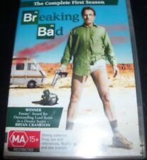 Breaking Bad The Complete First Season One 1 (Australia Region 4) DVD – New