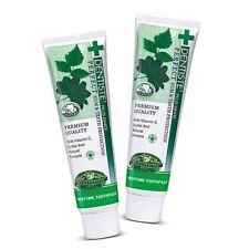 2 x Dentiste' Plus White The Nighttime Vitamin C & Xylitol Toothpaste160g.