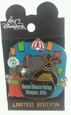 DLR NIGHTMARE BEFORE CHRISTMAS DOOM BUDDIES COLLECTION- SHOCK HTF LE PIN