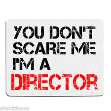 Director Office Novelty Gift Mouse Mat