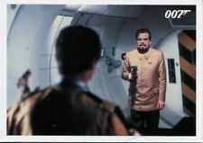 James Bond Archives 2016 Spectre Moonraker Chase Card #58