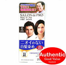 SALON de PRO Hair by Dariya, no smell, Color 6 (Dark Brown) (New!)