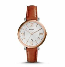 Fossil Watch, ES3842 Brown Leather Band, 36mm Case, 3ATM WR RRP$199