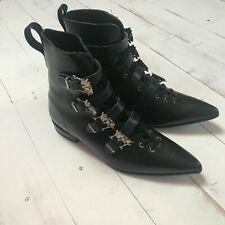 Deacon Brook Provider Vintage Goth Boots Mens Us 9.5