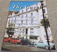 2004 The Gavel Magazine Vol 71 No209 - Order of Women Freemasons - Masonic