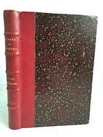 Obras de Bossuet Primera Parte Educación de La Delfín II Tul 1885