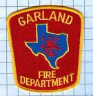 Fire Patch - Garland