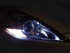 LED Daylight Night Time Enable Kit + LED Parking Lights For 2013-up Nissan 370Z
