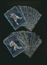 1996 Leaf Preferred STEEL Inserts Metal Cards - Pick from List