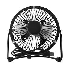 Mini Portable USB Personal Fan Speed Small Home Office Table Desk Tilt Fans New