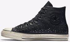 "Converse JOHN VARVATOS Chuck Taylor All Star ""Mini Stud"" Shoes-151295C-Sz 8 -New"