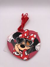 Tokyo Disneyland Resort Japan Sunglasses Minnie Annual Passport Pouch (B6)
