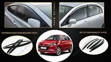 ★AutoLovers Door Window Visor/Rain Guard For Hyundai I20 Elite Set Of 4Pcs★