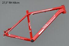Müsing Offroad 27,5 TPR Mountainbike Rahmen RH 48 cm in rot 650B NR548